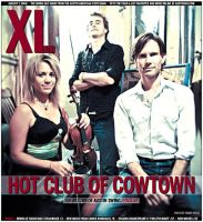 XL Cover: Hot Club of Cowtown by TrulyGreatMadness