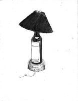 Lamp by DrahcirII