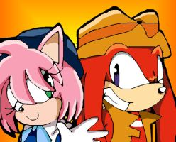 _Ames_And_Knux_ by Umbra-Flower
