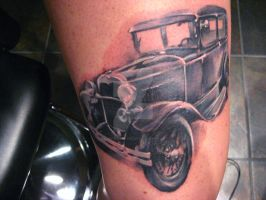 """1932 Ford"" by BloodIronRose"