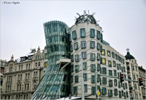 Dancing House II by Esse-light