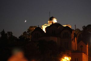 night in Athens by sethyx1