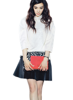 Tiffany (SNSD) png [render] by pikudesign