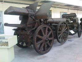 German 210mm Morser 16 by Misieq79