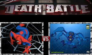 Spider-Man vs. Spidermonkey by ScarecrowsMainFan