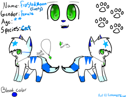 Frostedmoon's Ref. by MistyEm1101