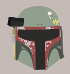 Boba Fett by drowe1016