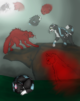 The Death of Me by TheDragonInTheCenter