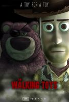 The Walking Toys (Walking Dead/Toy Story) by armalarm