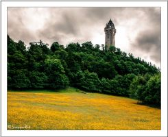 Wallace Monument by SnapperRod
