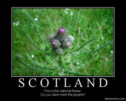Scotland by fredrickburn