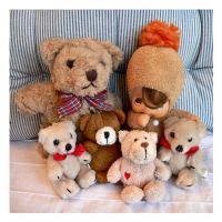 Cuddlies by clandestine-stock