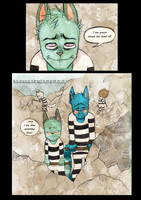 RaccoonBrothers::Page025 by IFreischutz