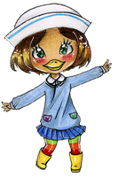 ACNL me thing whiee by Chancetodraw