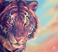 Tigress of My Soul by Nojjesz
