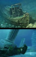 Underwater Studies  - 110 min by TheFlyingSparrow