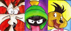 Looney tunes 2 by artiste19