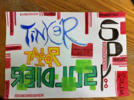 Tinker Tailor Soldier Spy by crazy-alien