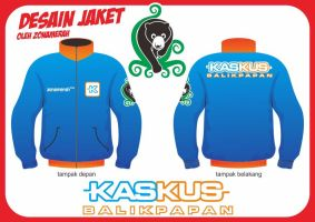 jaket balikpapan-simple by zonamerah