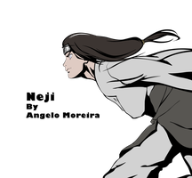 hi-res Neji Hyuga from ship. by angelodoafan