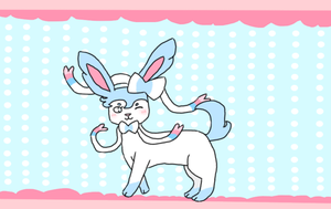 PMDU Sylveon!Kit by StarryofWhonime