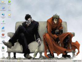 Trigun Wallpaper by Nerdgirlix
