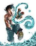 Bending Art Contest_Eryono the water bander by Eryono