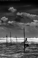 Stick_Fisher by alsaigh