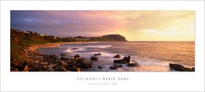 Forresters Beach Dawn by MattLauder