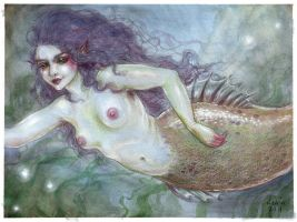 Mermaid by liselotte-eriksson