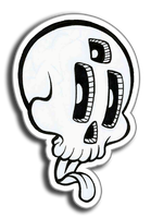 Indie Skull by AbrahamGart