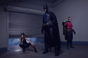 Arkham Group Shot by convokephoto