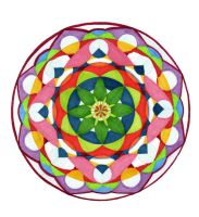 Imperfect Mandala 4 by innerpeace1979