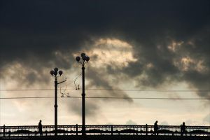 About The Rails And The Fences by rici66