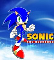 Sonic the Hedgehog:. by 5courgesbestbuddy