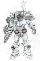 Kup by MegamanNeos