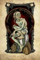 Tarot: Wheel of Fortune by SceithAilm
