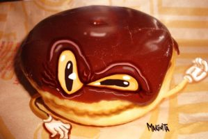 Mad Donut by Makinita