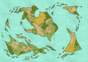 The World as They know it by slithas
