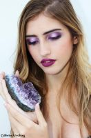 Crystal Clear, Amethyst by CatherineArmstrong