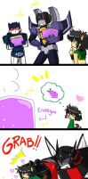 Energon is Grape Flavor? by Tc-Chan