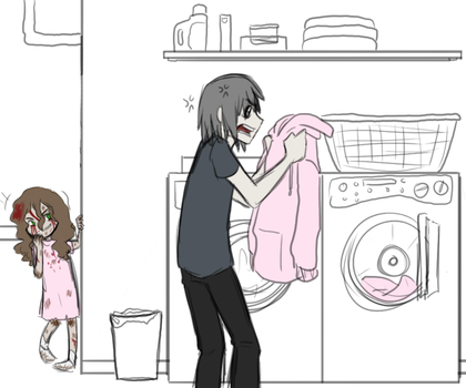 Laundry Day by La-Mishi-Mish
