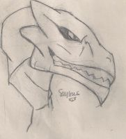 Killer Croc by Sayleus53