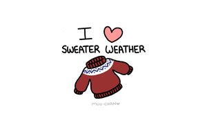 I love sweater weather by MinjiXMuu-chan