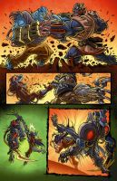 Monstroids - Preview page 04 by Diego-Rodriguez