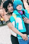 Aoba And Ren Cosplay - We Are In Love - DMMD by DakunCosplay