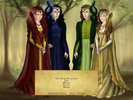 Lord-of-the-Rings-Azaleas-Dolls 28 by SweetteeStanley18