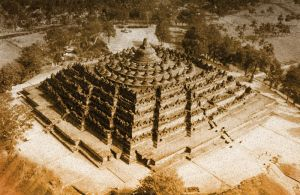 The Great Temple Borobudur by super-frankie8