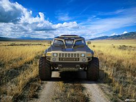Hummer HB concept 7 by cipriany