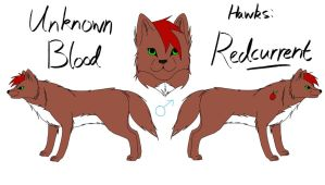 Unknown Blood - Redcurrent Reference by fluffylovey
